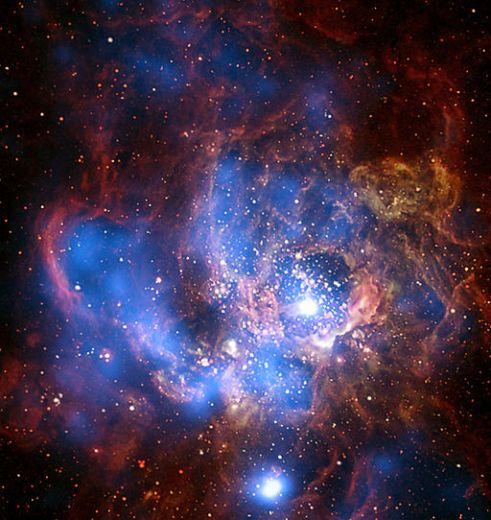 512px-Galaxy_M33_Chandra_X-ray_Observatory