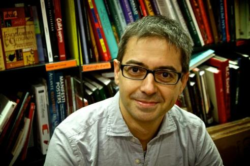 Alessandro Ludovico is an artist, media critic and editor in chief of Neural magazine since 1993.